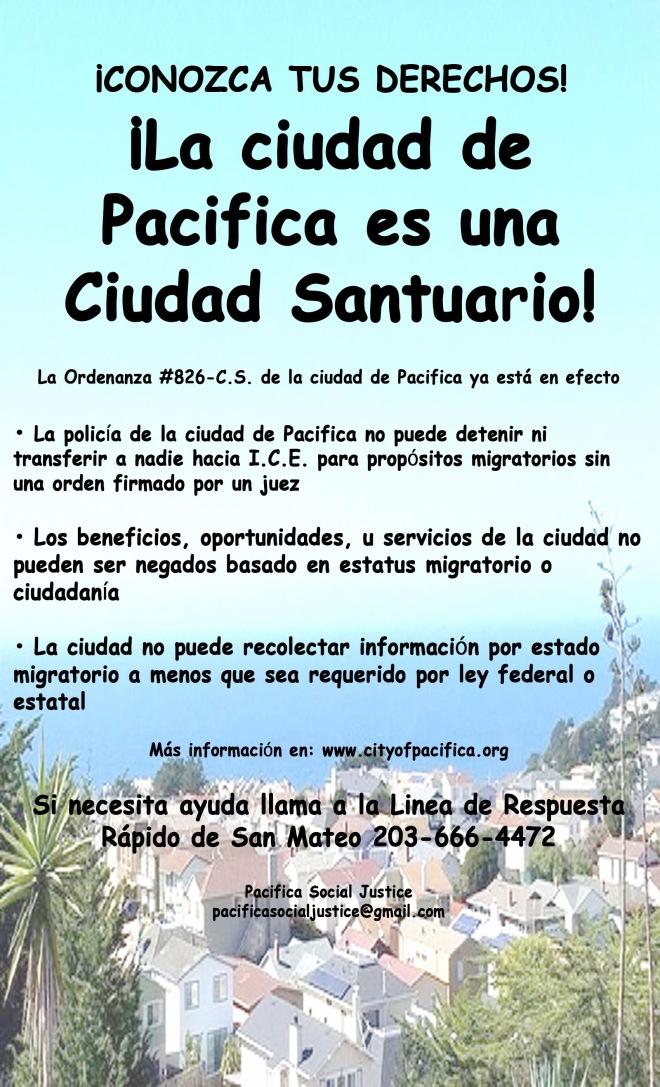 Ciudad Santuario hires final